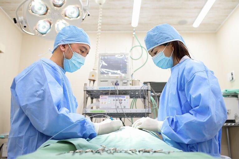手術や検査について